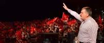GAZI MUSTAFA KEMAL - Başkan Gürkan'ın 15 Temmuz Mesajı