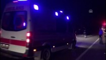 Bursa'da Çarpışan İki Motosiklet Alev Aldı Açıklaması 3 Ölü, 1 Yaralı