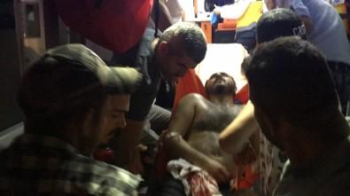Bursa'da Kıskançlık Kavgası Açıklaması 2 Yaralı