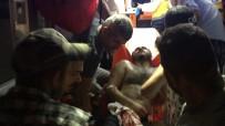 İSMAIL ŞAHIN - Bursa'da Kıskançlık Kavgası Açıklaması 2 Yaralı