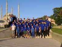 KAĞıTSPOR - Büyükşehirli Pehlivanlar Kırkpınar'da