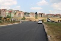Camili'deki Yol Yenileniyor