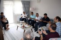 Çaycuma'da 15 Temmuz Ziyaretleri