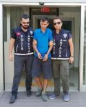 ÇEYREK ALTIN - Çelik Kasa Hırsızlarından Biri Yakalandı