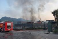 KİMYASAL MADDE - Çin'de Kimyasal Tesiste Patlama Açıklaması 19 Ölü