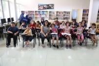 GÖKMEYDAN - Çocuklar Halk Merkezleri'nde Farklı Kültürleri Tanıyor