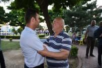 Çorlu'da Halk Konuşuyor Başkan Dinliyor