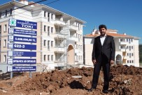 Derbent'te TOKİ Konutları Bu Ay Teslim Edilecek
