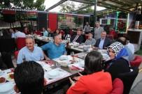 FıRAT ÜNIVERSITESI - Elazığ Protokolü, 15 Temmuz Şehit Aileleri Ve Gazileriyle Bir Araya Geldi