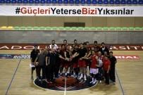 TÜRKIYE KUPASı - Eskişehir Basket Liglerden Çekilme Sebebini Açıkladı