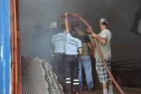 GAZ SIKIŞMASI - Evsel Atıklar Milyonluk Tesisi Yaktı