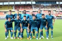 İSVIÇRE - Fenerbahçe'den Tatsız Prova