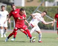 EDUARDO - Galatasaray'dan Tek Gollü Prova