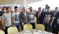 ŞEHİT YAKINI - Gaziler Ve Şehit Yakınları Düzenlenen Programda Bir Araya Geldi