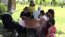 SIIRT BELEDIYESI - Görevlendirme Yapılan Belediye Kadınlara Meslek Öğretiyor