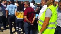 GÜNCELLEME - Kazak Gölü'ne Giren Gencin Kaybolması