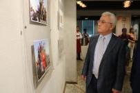 EL EMEĞİ GÖZ NURU - İHA, Fotoğraf Sergileri İle 15 Temmuz'u Unutturmuyor