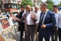 HAMDOLSUN - İHA'nın 15 Temmuz Fotoğraf Sergisine Mehterli Açılış