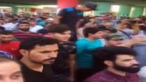 NECEF - Iraklı Protestocular Başbakan El-İbadi'nin Otelini Bastı