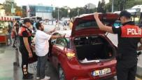 POLİS HELİKOPTERİ - İstanbul'da 5 Bin Polis İle Asayiş Uygulaması