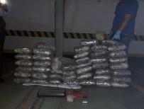 İSTANBUL EMNİYET MÜDÜRLÜĞÜ - İstanbul Polisinden Uyuşturucu Operasyonu Açıklaması 122 Kilo Hint Keneviri Ele Geçirildi