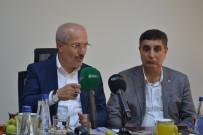 SOHBET TOPLANTISI - Kafaoğlu  Açıklaması' Bandırma Balıkesir'den Daha Avantajlı Olacak '
