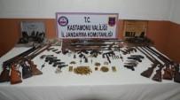 İL GENEL MECLİSİ - Kastamonu Merkezli 6 İlde Silah Kaçakçılığı Operasyonu
