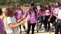 GELIBOLU YARıMADASı - KKTC'den Gençler Eşsiz Zaferin Yaşandığı Topraklarda