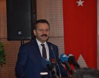 KOCAELİ VALİSİ - Kocaeli'de Son Bir Yılda 35 Bin 765 Şüpheli Şahıs Yakalandı