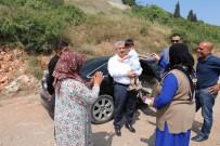 HEREKE - Körfez'de Asfaltsız Köy Kalmadı