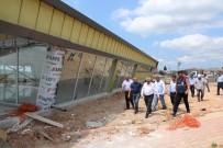 AHMED-I HANI - Körfez'de İçin Önemli Bir Proje Daha Bitiyor