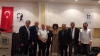 ORMAN BAKANI - Köy-Koop Merkez Birliğinde Yönetim Değişikliği