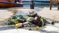ÇEVRE TEMİZLİĞİ - Köyceğiz Gölü'nde Temizlik