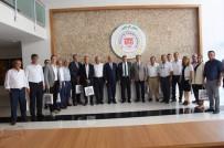 İHRACATÇILAR - Kuru Meyve Sektörü Sezon Öncesi Malatya'da Toplandı