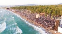 HAYKO CEPKİN - Kuşadası Gençlik Festivali Devam Ediyor