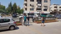 MOBESE - Kuşadası'nda Aranan 2 Hırsızlık Şüphelisi Yakalandı