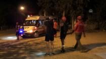 ÖLÜDENİZ - Likya Yolu'nda Kaybolan Turistleri AKUT Ekibi Buldu