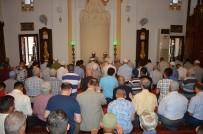 FARUK ÇELİK - Manisa'da 15 Temmuz Şehitleri Anıldı