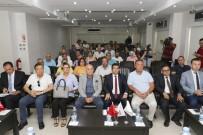 SİGORTA PRİMİ - Mersin'de Vergi Ve SGK Borçlarına İlişkin Yapılandırma Süreci Anlatıldı