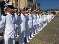 DENIZ HARP OKULU - Milli Savunma Üniversitesi Deniz Harp Okulu Öğrencilerinin Açık Deniz Eğitimi Başladı