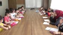 SES BOMBASI - Minik Öğrenciler 15 Temmuz'u Resmetti