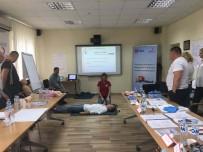 TÜRK KıZıLAYı - Moldova Emniyetine İlk Yardım Eğitimi
