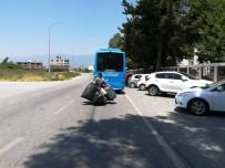 MOTOSİKLET SÜRÜCÜSÜ - Motosikletlinin Yüküyle İmtihanı