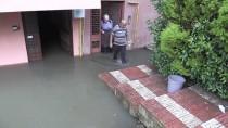 Ordu'da Şiddetli Yağış
