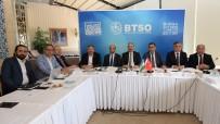İŞ DÜNYASI - Özbekistan Türk Yatırımcıları Bekliyor