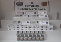 ALKOLLÜ İÇKİ - Rize'de Kaçakçılık Operasyonu