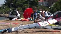 GÖKHAN GÖRGÜLÜARSLAN - Rüzgar Sörfü Açıklaması Slalom Türkiye Ligi