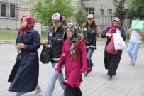 Samsun'da FETÖ'den Gözaltına Alınan 4 Şahıs Adliyede