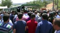 SELAHADDIN EYYUBI - Şehit Güvenlik Korucusu Son Yolculuğuna Uğurlandı