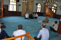 ALI ERDOĞAN - Şehit Jandarma Samet Akdeniz Anızına Mevlit Okutuldu